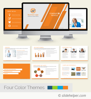 professional powerpoint templates & graphics for business presentations, Powerpoint Template Corporate Presentation, Presentation templates