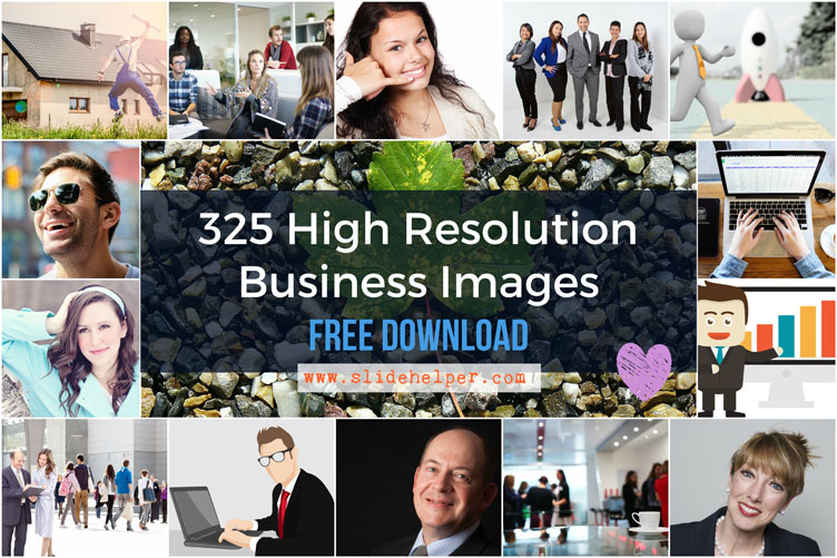 Free stock images for business PowerPoint presentations