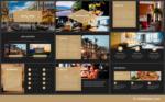 hotel PowerPoint template presentation slides