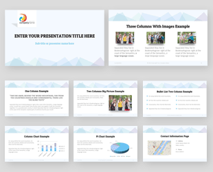 Siyera PowerPoint Template Preview ...