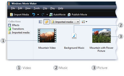 Windows movie maker to convert powerpoint into video