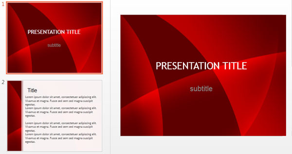 Professional presentation templates or free powerpoint themes free presentation templates that suck toneelgroepblik Gallery