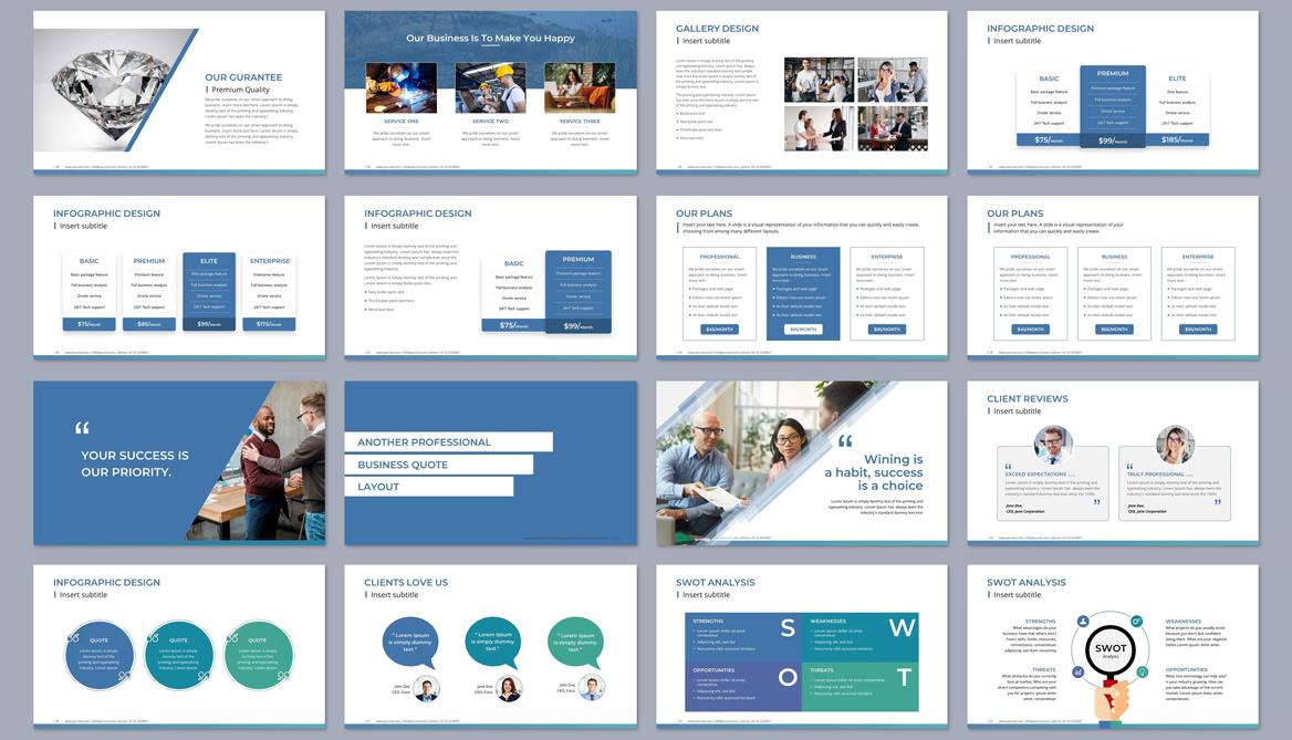 powerpoint presentation layout