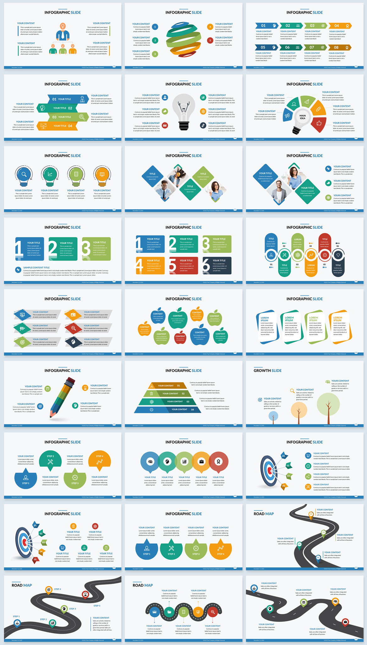 presentation corporate powerpoint templates