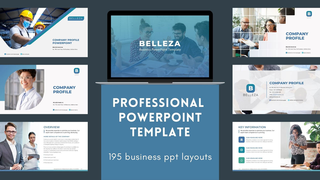 professional powerpoint templates business ppt powerpoint layout